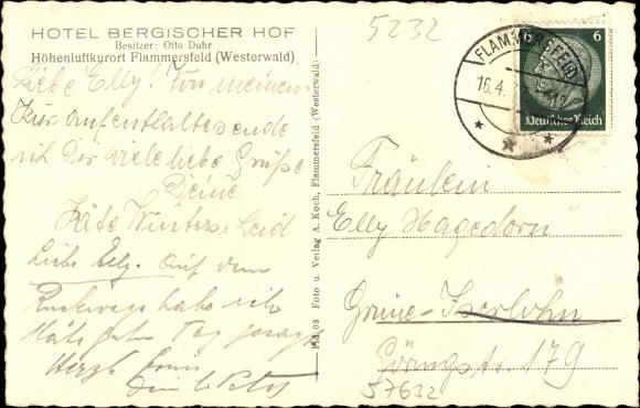 Hotel Westerwald Hof Oberlahr