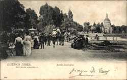Postcard Buenos Aires Argentinien, Jardin Zoologico, Zoologischer Garten