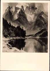 Künstler Ak Maurus, Hanns, Monte Christallo, HDK 465