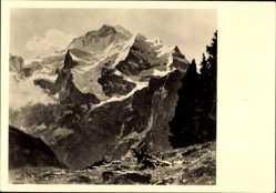 Künstler Ak Compton, Edward Harrison, Berner Oberland, HDK 438