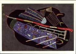 Künstler Ak Kandinsky, Wassily, Bauhauskünstler, Abstrakte Kunst
