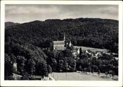 Postcard Altenberg Odenthal Bergisches Land, Blick aus der Ferne auf den Dom