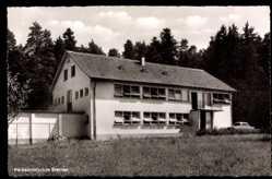 Postcard Schömberg im Nordschwarzwald, Das Parksanatorium Brenner