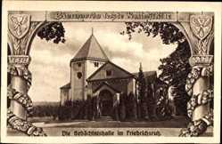 Passepartout Ak Friedrichsruh Aumühle, Die Gedächtnishalle
