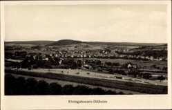 Postcard Ehringshausen Dillheim in Hessen, Gesamtansicht des Ortes