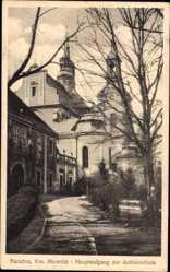 Ak Gościkowo Paradies Świebodzin Schwiebus Ostbrandenburg, Kloster, Aufbauschule
