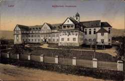 Postcard Lohr Main im Spessart Unterfranken, Schülerheim Aloysianum