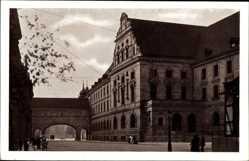 Postcard Nürnberg in Mittelfranken Bayern, Bayerisches Verkehrsmuseum