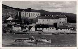 Postcard Dürnstein a. d. Donau Niederösterreich,Gasthof zum Richard Löwenherz,Thiery