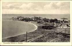 Postcard Wittdün Insel Insel Amrum in Nordfriesland, Landzunge, Ortschaft