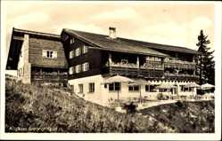Postcard Sonthofen im Kreis Oberallgäu Schwaben, Allgäuer Berghof