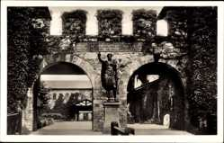 Postcard Bad Homburg vor der Höhe, Römerkastell, Porta Dekumana