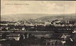 Postcard Bad Sobernheim an der Nahe, Panoramablick auf den Ort
