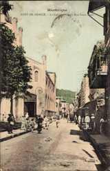 Ansichtskarten f 972 martinique for Chambre de commerce martinique