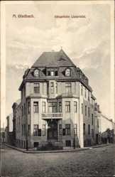 Postcard Mönchengladbach in Nordrhein Westfalen, Das Sängerheim Liedertafel