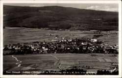 Postcard Weißenstadt im Tal der Eger Fichtelgebirge, Panorama, Blick vom Rudolfstein
