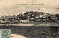 Postcard Puigcerda Katalonien, Cerdana Espanola, Vista general
