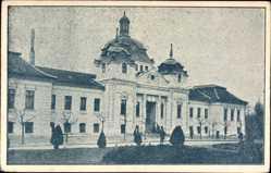 Postcard Košice Kassa Kaschau Slowakei, Varosske Kupele, Artesko Kupatilo