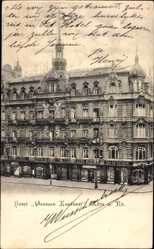 Postcard Köln am Rhein, Ansicht vom Hotel Großer Kurfürst