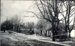 Postcard Chorin im Kreis Barnim, Kloster, Alte Schmiede