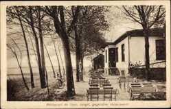 Postcard Langst Meerbusch im Rheinkreis Neuss, Restaurant de Haas