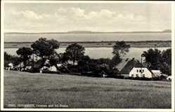 Postcard Grieben Insel Hiddensee in der Ostsee, Alt Bessin