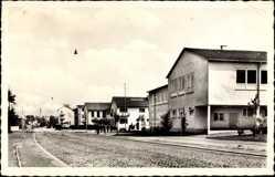Postcard Offenburg im Schwarzwald Ortenaukreis, Molkstrasse, Häuser