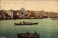Postcard Konstantinopel Istanbul Türkei, Mosquée Suleymaniée