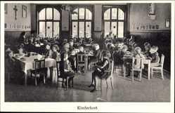 Postcard Linden Hannover in Niedersachsen, Benno Stift und Mädchenheim, Bennostraße 5