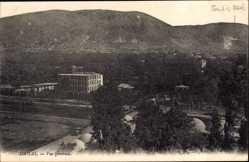 Postcard Damaskus Syrien, Vue générale, Totalansicht der Ortschaft