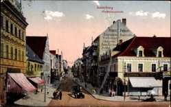 Ak Tschernjachowsk Insterburg Ostpreußen, Hindenburgstraße, Franz Fahron
