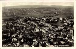 Postcard Ilmenau Ilmkreis Thüringen, Thüringer Wald, Fliegeraufnahme