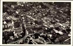 Postcard Ilmenau im Ilm Kreis Thüringen, Fliegeraufnahme der Stadt