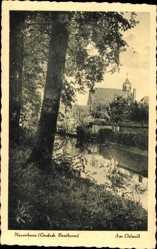 Postcard Neuenhaus Bad Bentheim in Niedersachsen, Am Ölwall