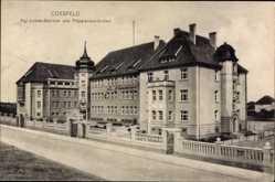 Postcard Coesfeld im Münsterland, Kgl. Lehrerseminar und Präparandenanstalt