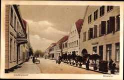 Postcard Warendorf in Nordrhein Westfalen, Partie am Münsingertor
