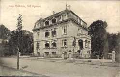 Postcard Bad Pyrmont in Niedersachsen, Ansicht von Haus Bathildis