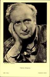 Ak Schauspieler Hans Albers, Portrait, Ross Verlag 8629 1
