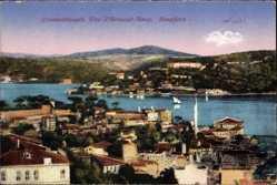 Ansichtskarten Kategorie Istanbul