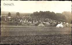 Foto Ak Overath in Westfalen, Blick auf einen Zeltplatz