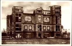 Postcard Gillingham South East England, Jezreels Tower