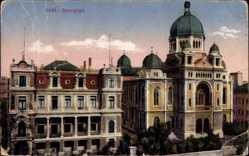 Ansichtskarten Kategorie Warschau