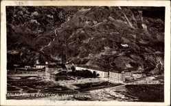 Foto Ak Balneario de Panticosa Aragonien, Vista general, Gesamtansicht