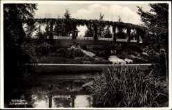 Postcard Schiedam Südholland Niederlande, Partie im Julianpark