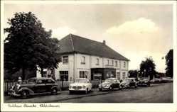 Postcard Ramlingen Burgdorf in Niedersachsen, Gasthaus Heinecke, Autos