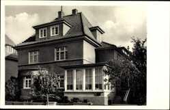 Postcard Bad Nenndorf im Kreis Schaumburg, Haus Marie, Inhaber Meier, Hindenburgstraße