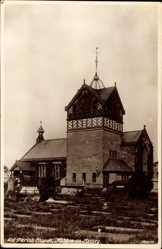 Postcard Ashton on Mersey Sale North West England, Old Parish Church