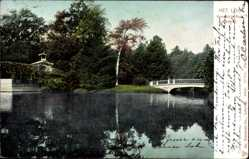 Postcard Apeldoorn Gelderland Niederlande, Het Loo, Koninkijik Park