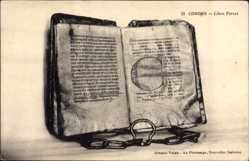 Ak Cordes Tarn, Libre Ferrat, Alte Inkunabel, Altes Buch