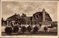 Postcard Rijssen Holten Overijssel, Theehuis Pension De Holterberg